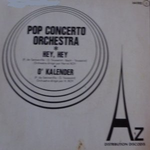 Pop Concerto Orchestra - Let's Go To Caribeans